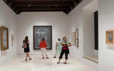 Artola-friends-Museo Picaso - Malaga